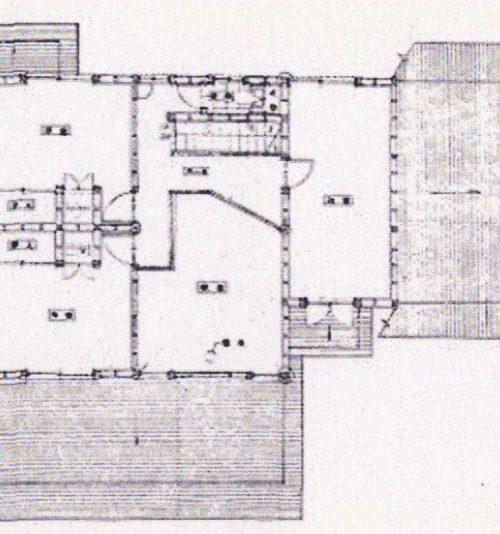 M-413 2階間取図