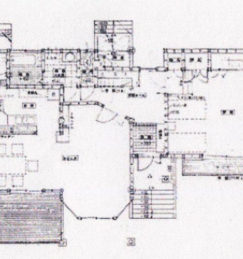 M-413 1階間取図